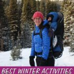 Best outdoor winter activities with a baby