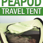 KidCo PeaPod Plus Toddler Travel Tent