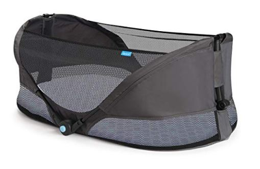 Brica Fold n Go Bassinet for Travel with Baby