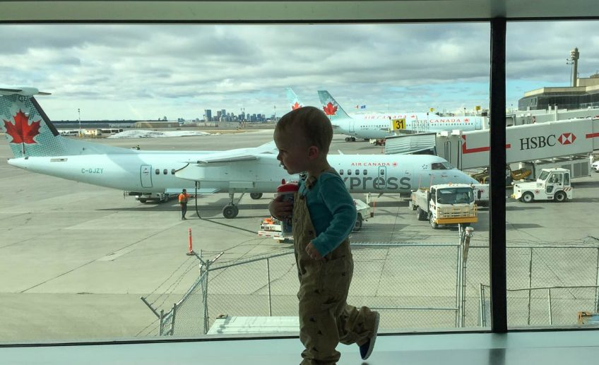 toddlers and jet lag