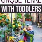 Cinque Terre with Toddlers