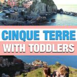 Cinque Terre with a baby or toddler