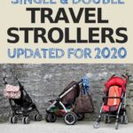 Here are the best lightweight travel strollers for travel with a baby or toddler. Includes the best double travel strollers. Whether you are traveling with a newborn, baby or toddler, you'll find all the best travel strollers here!
