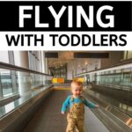 flying tips with toddlers
