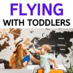 Tips for a flight with toddler