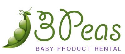 3 Peas Baby Equipment Rental