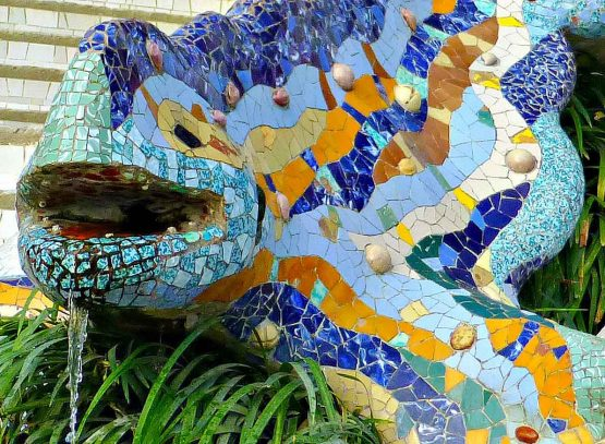 6 Reasons You Should Take Your Baby to Barcelona - Park Guell