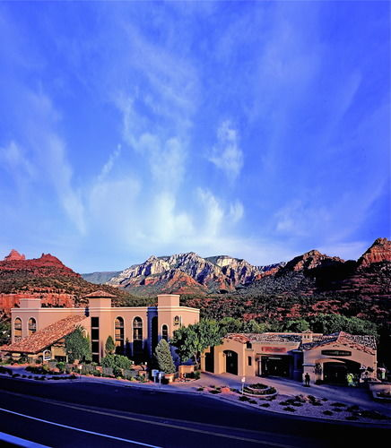 Baby Can Travel - Baby Friendly Hotels and Vacation Rentals in Sedona - Best Western Plus Arroyo Roble Hotel & Creekside Villas