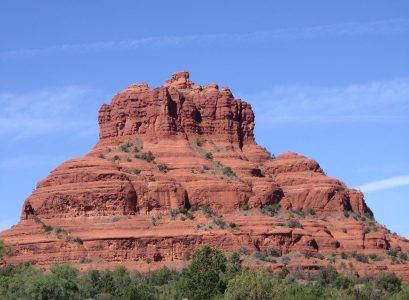 Baby Can Travel - Baby Friendly Hotels and Apartments - Desert Sedona Landscape Arizona Mountain