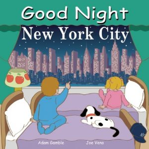 Baby Can Travel - Books for Baby - Good Night New York