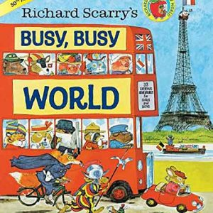 Baby Can Travel - Books for Baby - Richard-Scarry's-Busy-Busy-World