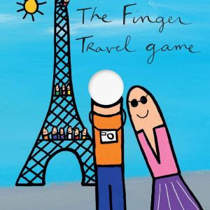 Baby Can Travel - Books for Baby - The-Finger-Travel-Game