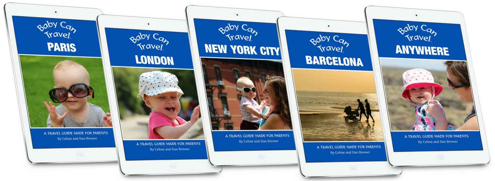 Baby Can Travel eBook Guides