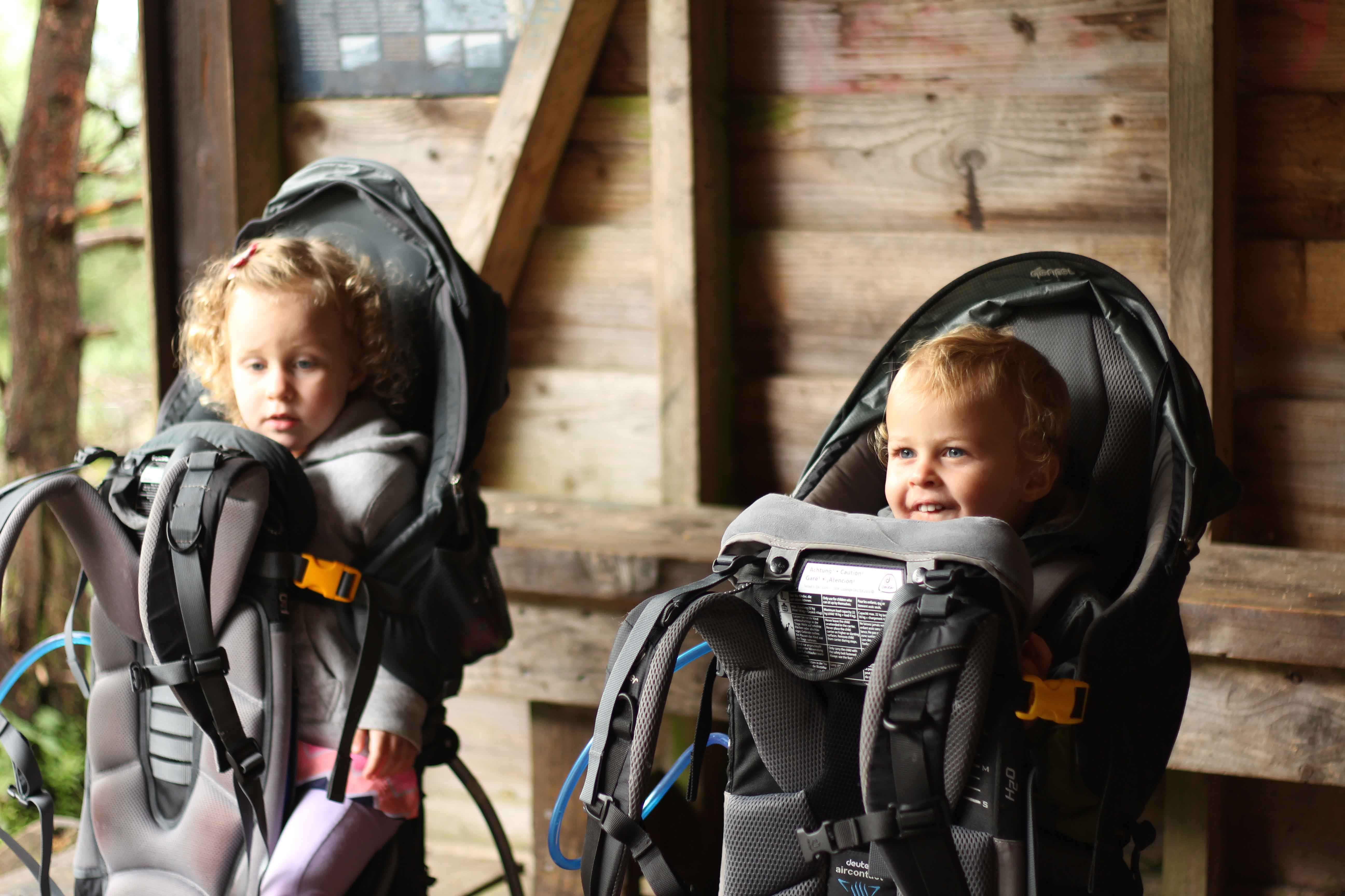 8f77ab7c1d0 Deuter Kid Comfort 3 for Travel with a Baby or Toddler - Baby Can Travel