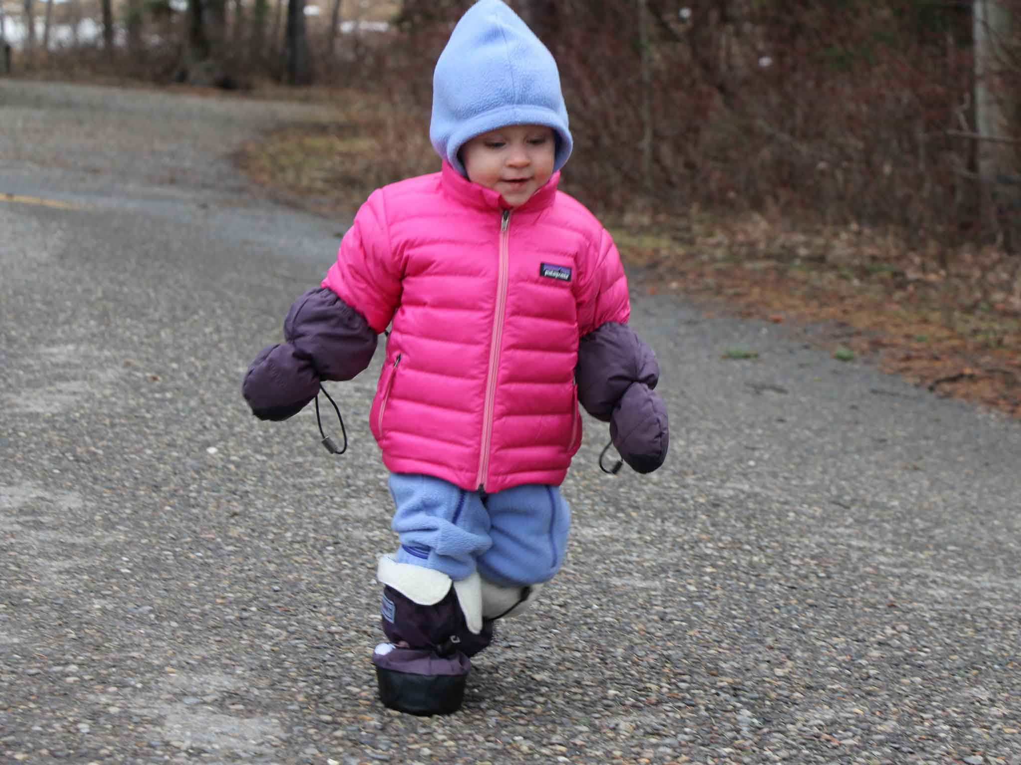 Baby Can Travel - Essential Gear for Cold Weather - Stonz Wear Booties and Mittz