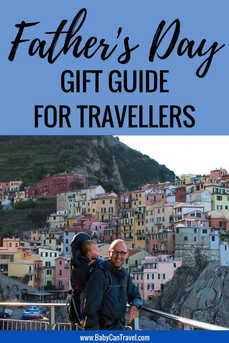 Here are our top recommendations for gifts for the dad who love's to travel! | Family Travel | Gift Guide | Father's Day | #fathersday #travelgiftguide #giftguide