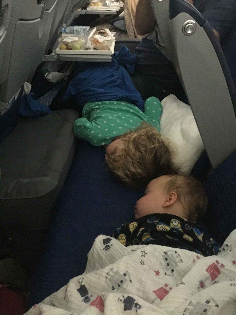 Kids Airplane Bed