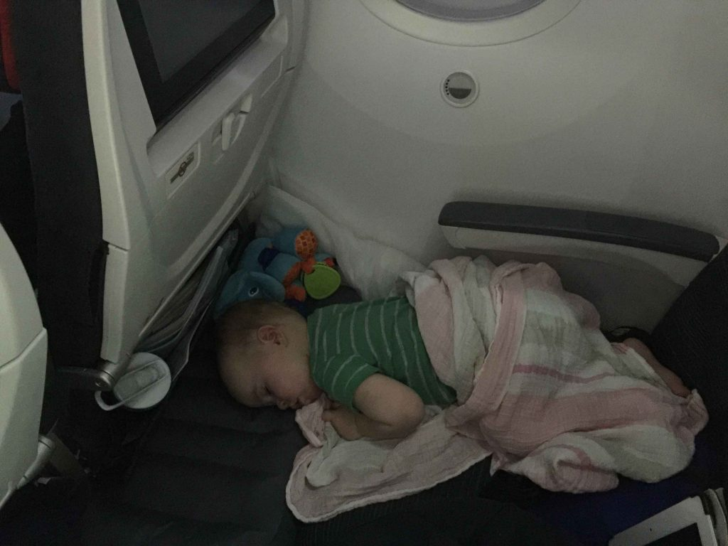 Inflatable Travel Bed for Toddlers