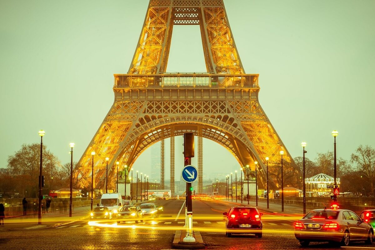 Transportation from the Paris Airport to your Hotel