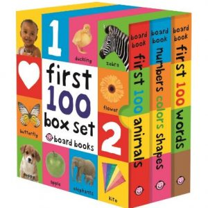 Baby Can Travel - Inflight Entertainment for Babies, Toddlers and Preschoolers - First 100 Box Set