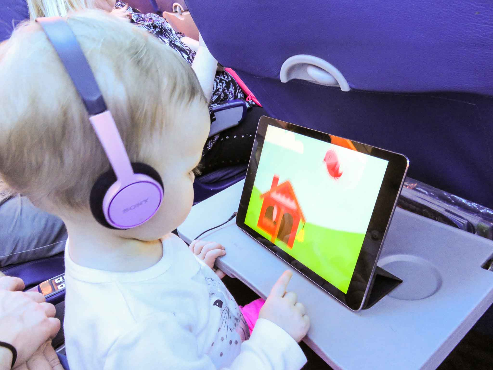 Baby-Can-Travel---Inflight-Entertainment-for-Babies,-Toddlers-and-Preschoolers---Forest-Flyer-iPad-App