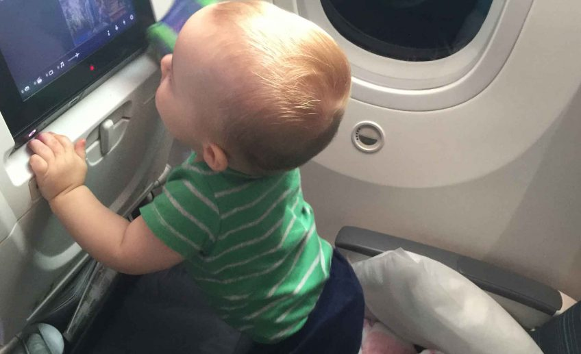 The best baby travel toys and toddler plane activities