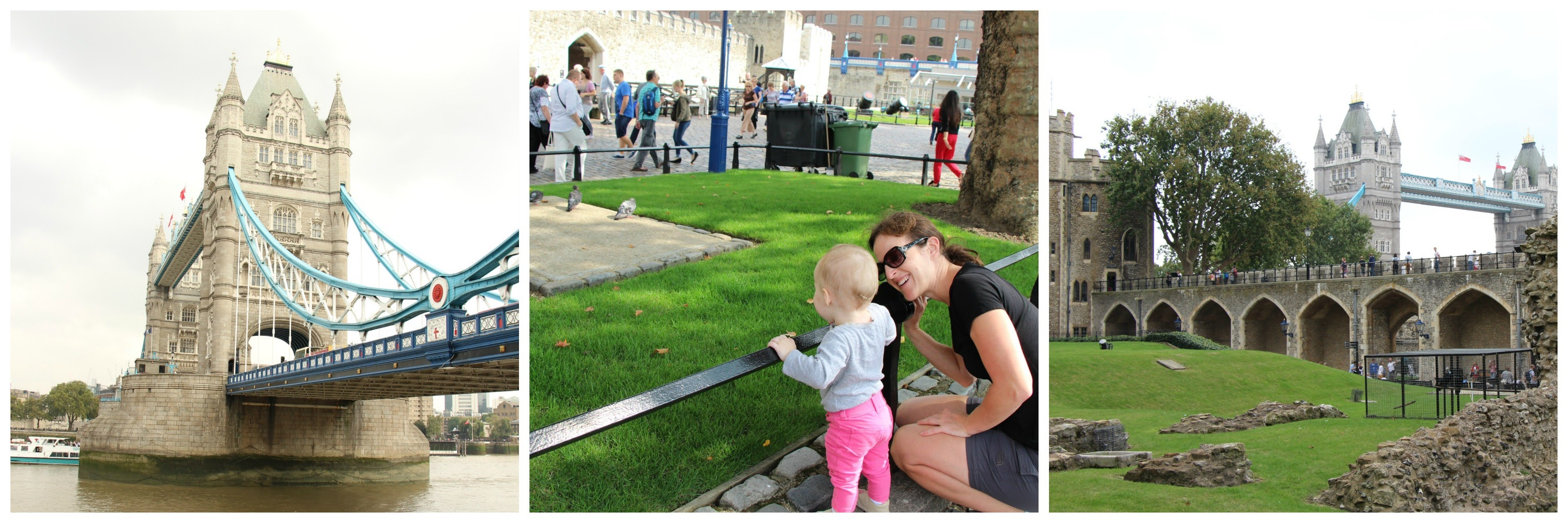 Baby Can Travel - London Playgrounds and Parks for Babies or Toddlers - Tower of London