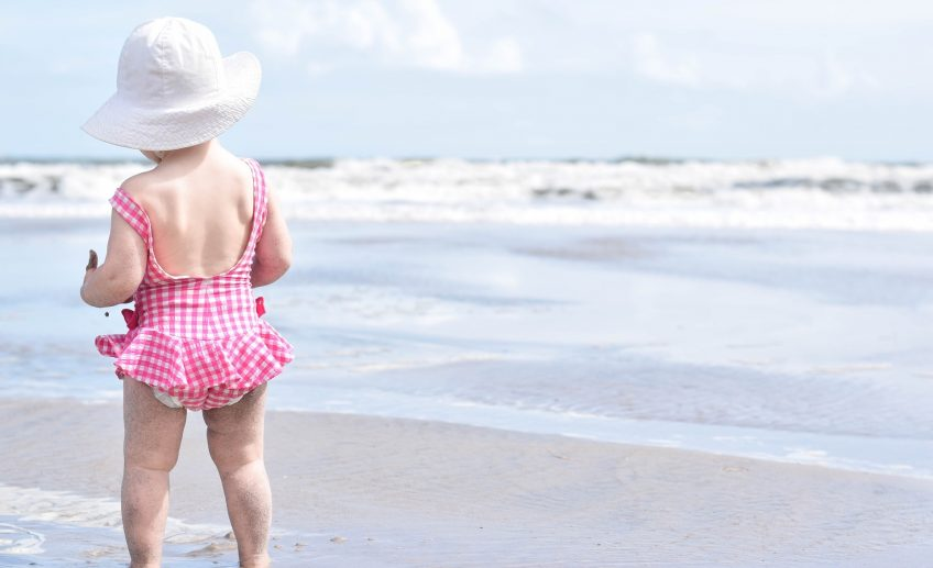 Baby Can Travel - Rent Baby Gear When Traveling - beach