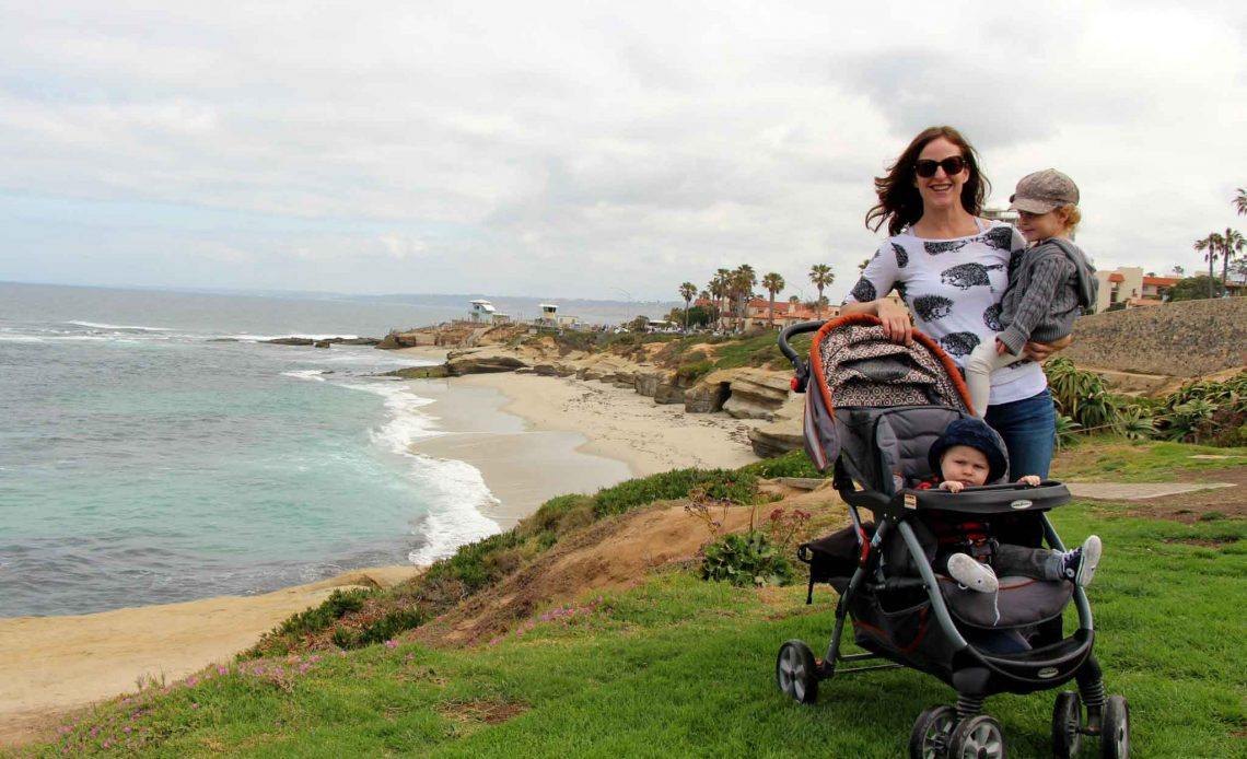Baby-Can-Travel---San-Diego-Family-Friendly-Walks---La-Jolla-Cove-2
