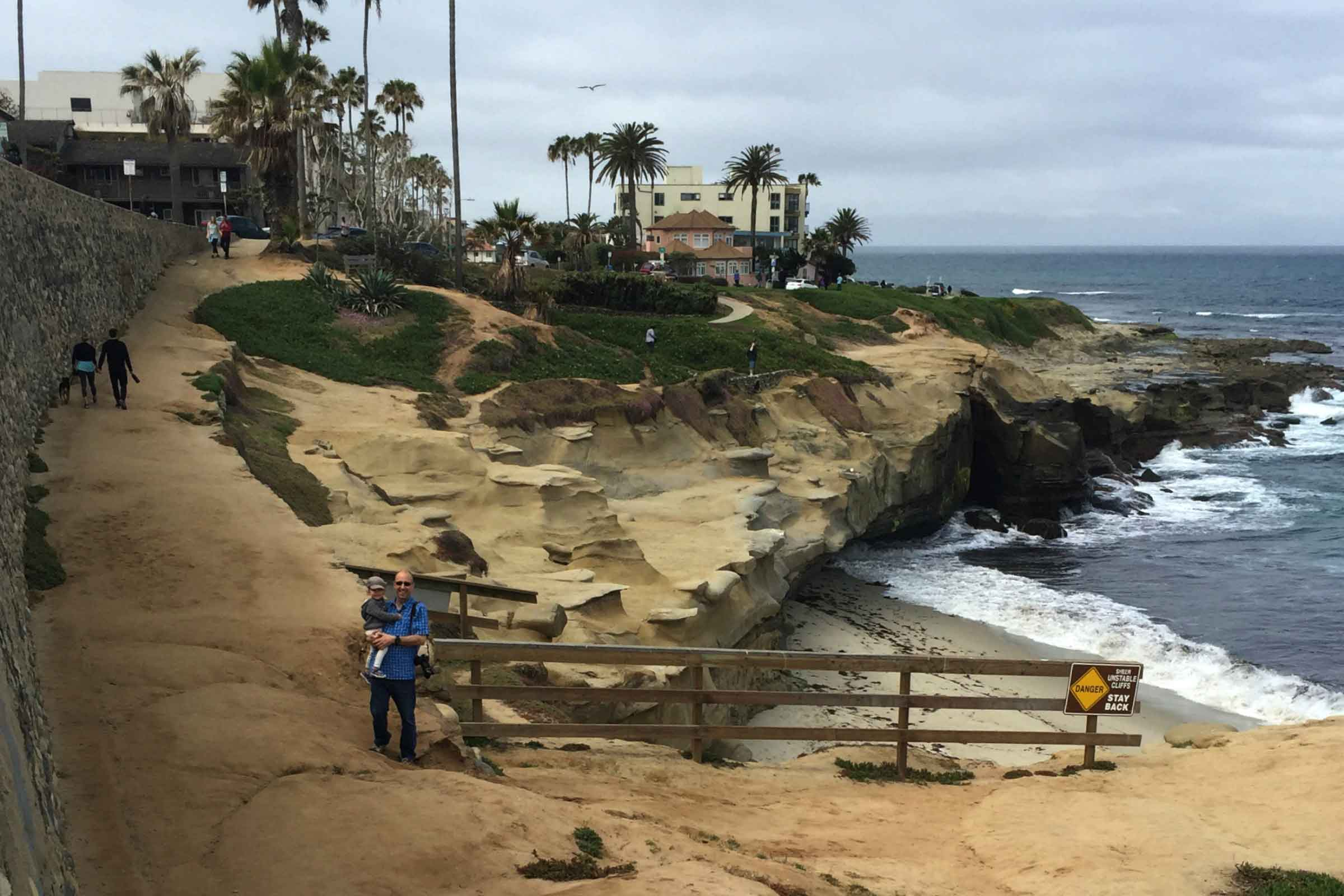 Baby-Can-Travel---San-Diego-Family-Friendly-Walks---La-Jolla-Cove