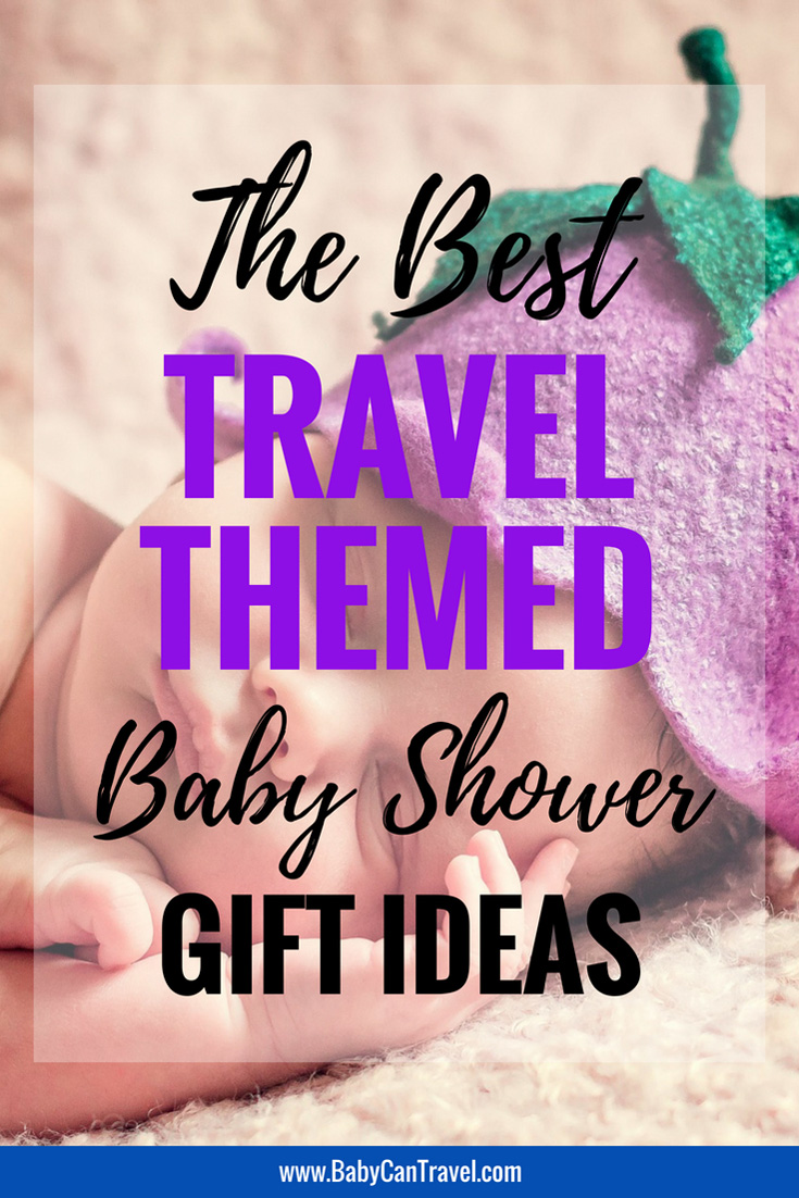 Looking for the perfect gift idea for the mom-to-be who loves to travel? Here are the best baby essentials for the globetrotting mom. They make the perfect baby shower gift! #baby #babyshower #giftideas #babyshowergift