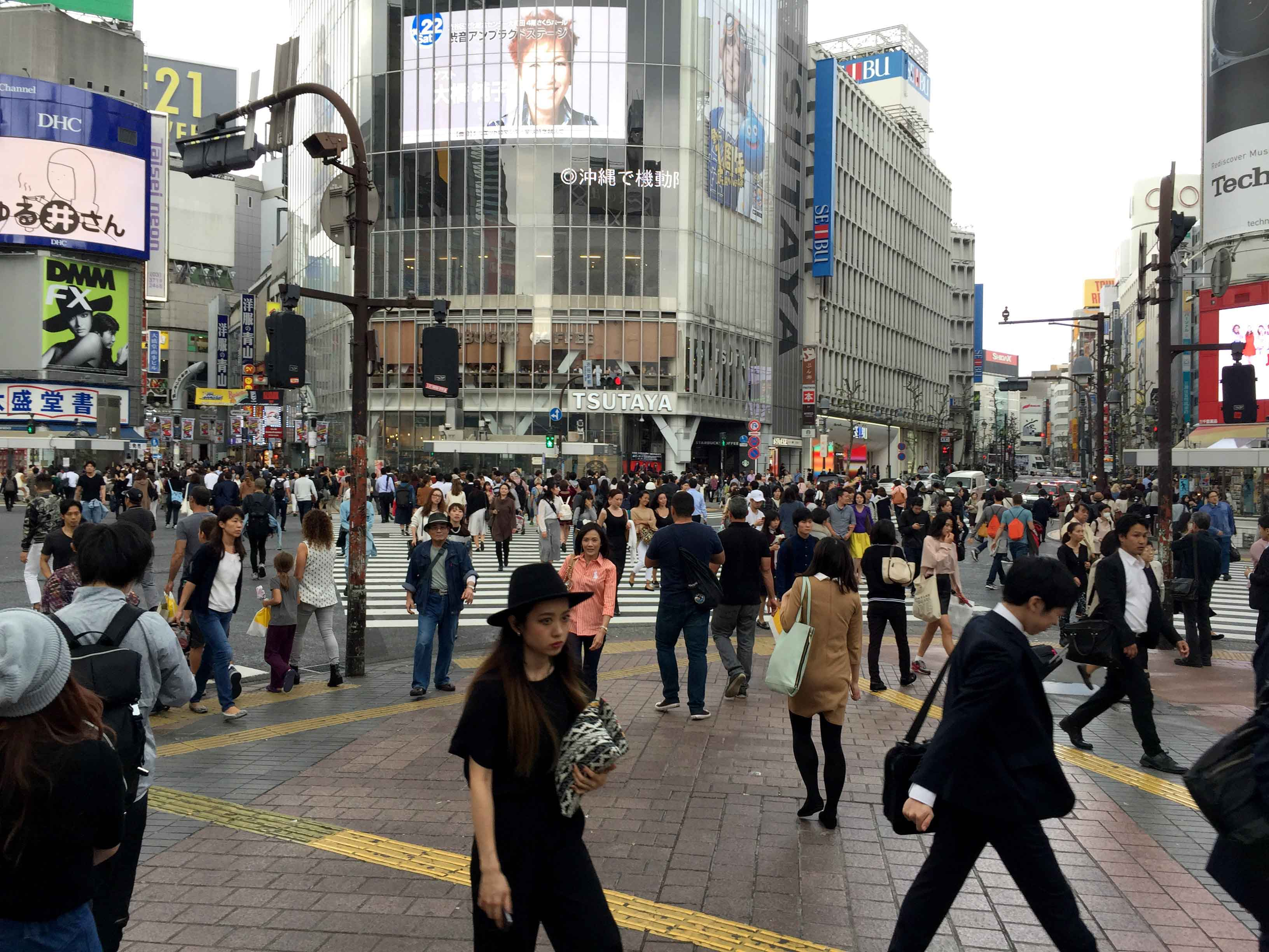 Baby-Can-Travel---Tokyo-Japan-With-Kids---Shibuya-Crossing-Tokyo-Japan