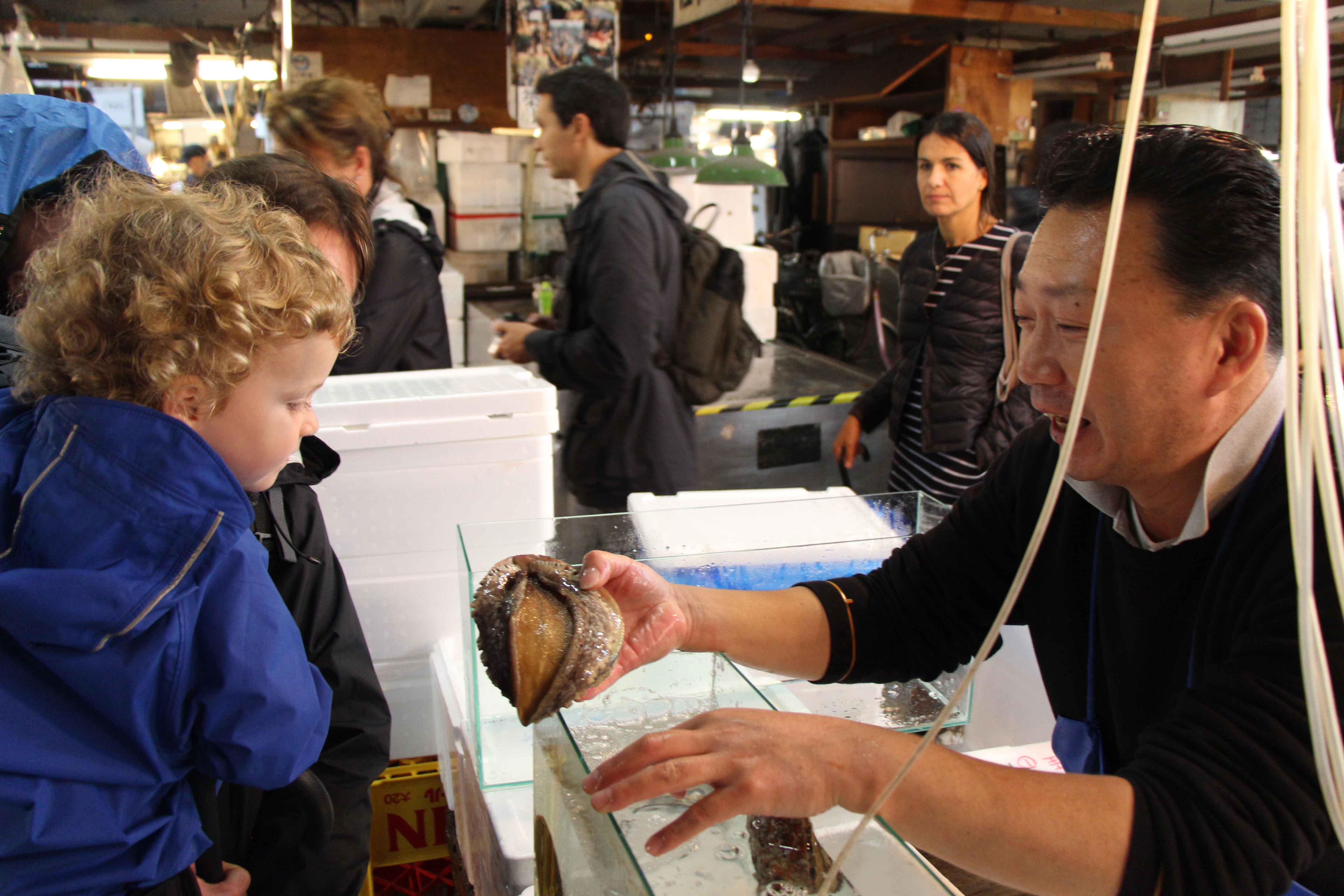 Baby-Can-Travel---Tokyo-Japan-With-Kids---Tsukiji-Tokyo-Japan