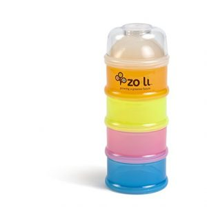 Baby Can Travel - Travel Gear for Eating - Zoli Food Dispenser