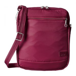 Baby Can Travel - Travel Gear for Mom - Pacsafe cross body bag