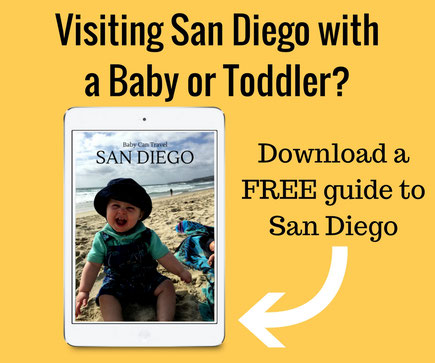 Baby Can Travel - Free San Diego Guide