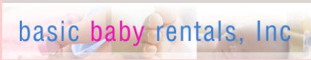 Basics Baby Equipment Rental