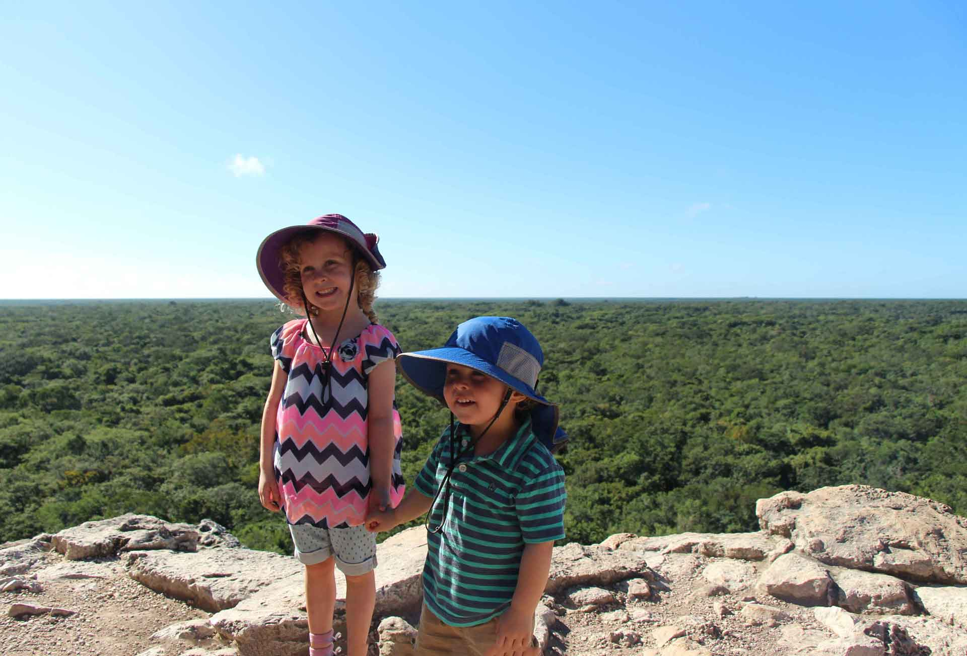 Mexico family travel