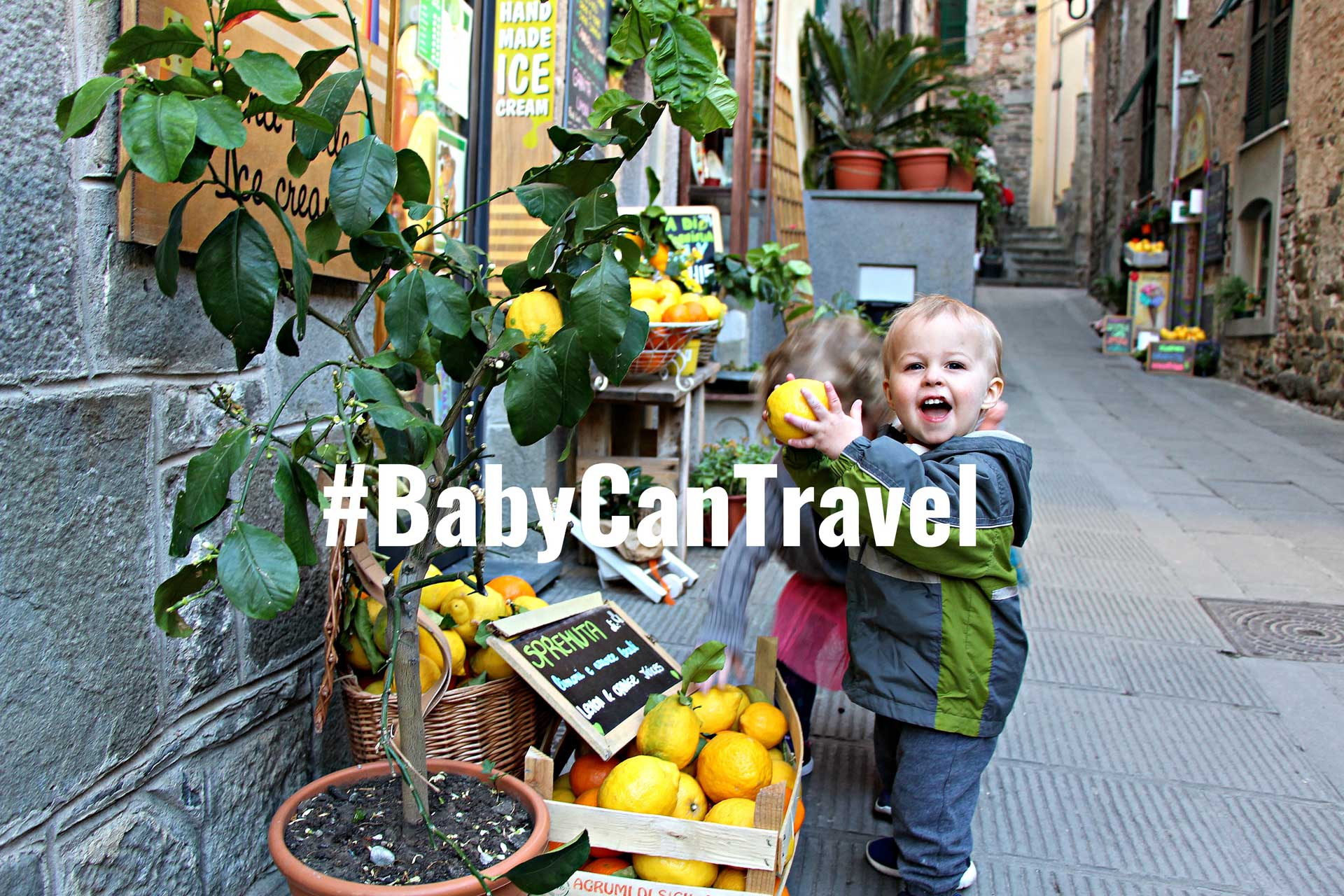 Contribute to Baby Can Travel