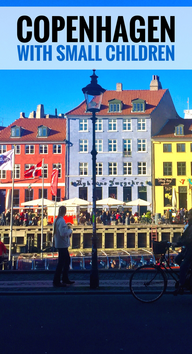 Put Copenhagen on your family travel list! Exceptionally baby-friendly, it's a great place for your next family vacation! #copenhagen #denmark #travelwithbaby #toddlertravel #familytravel