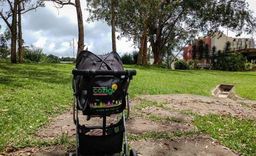 CoziGo Stroller Cover for Travel