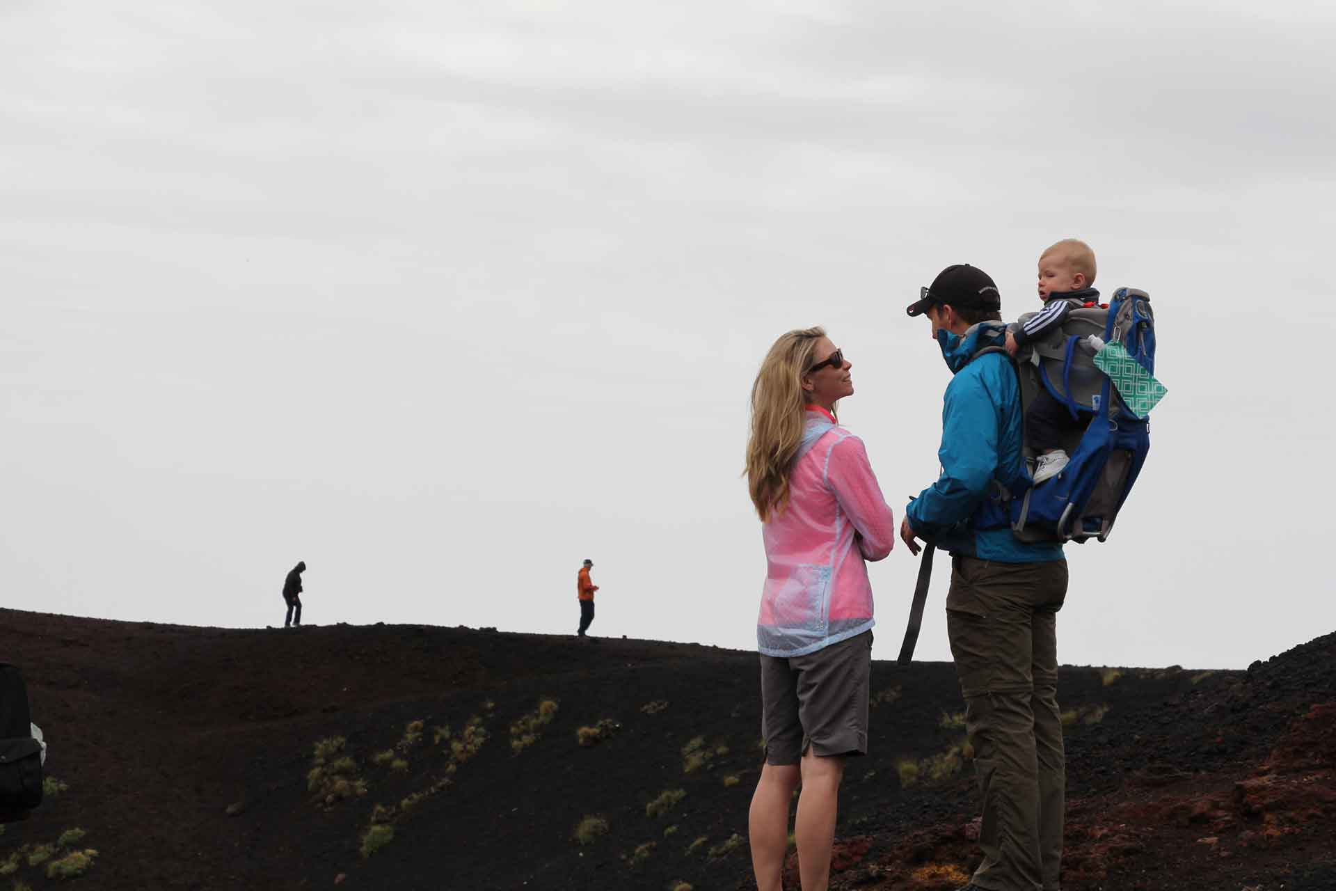 travel with baby backback carrier