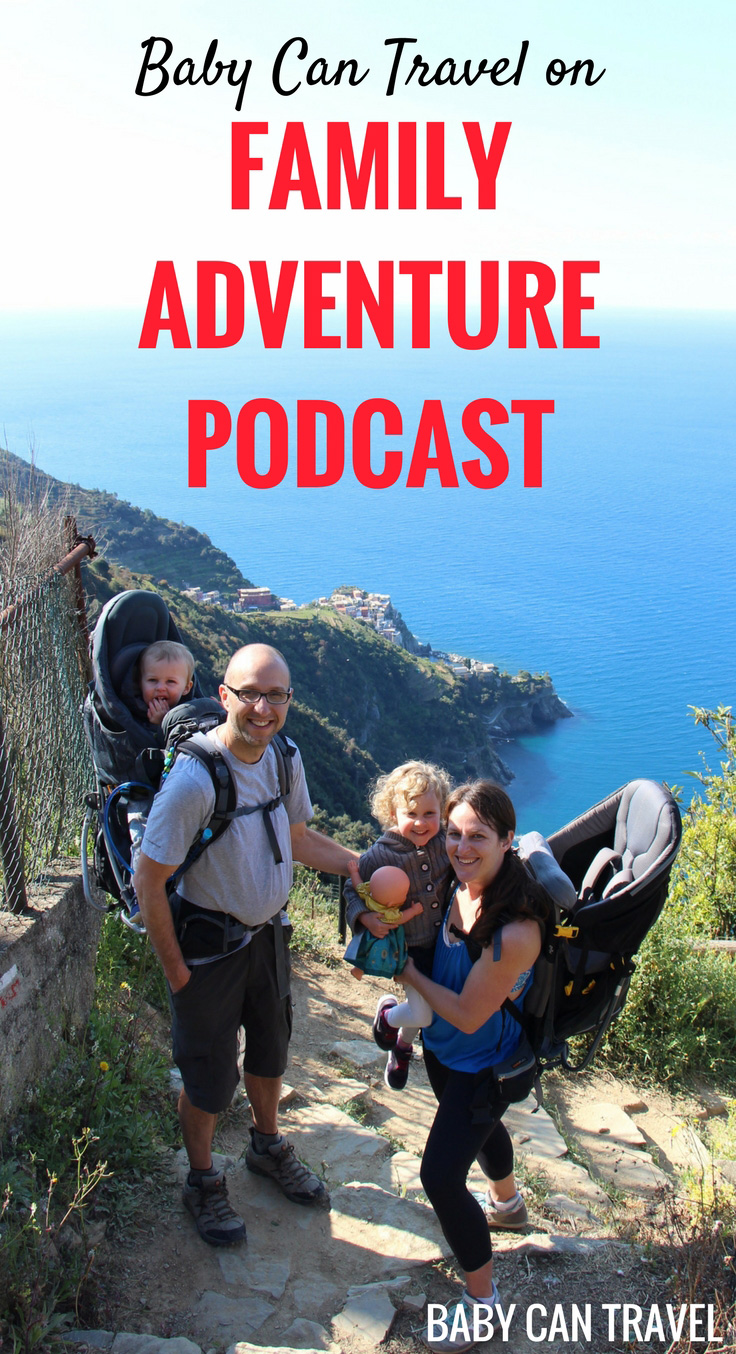 Learn all out the inspiration for our blog and some of our best tips as we chat with Erik of Family Adventure Podcast #travelwithbaby #babytravel #toddlertravel #familytravel #travelwithchildren #podcast
