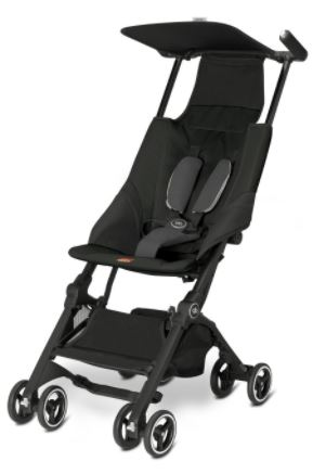 GB Pockit - compact stroller for travel