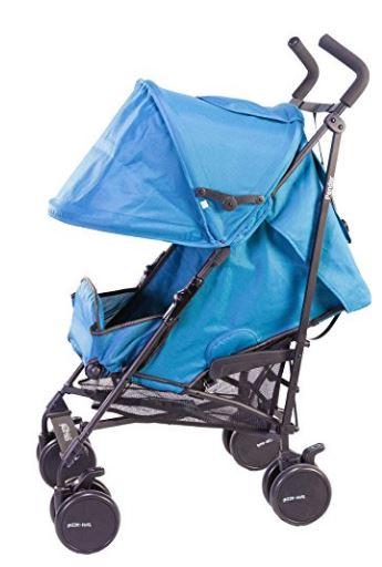 Guzzie + guss Pender travel stroller