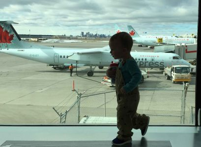 Tips for jet lag in babies and toddlers