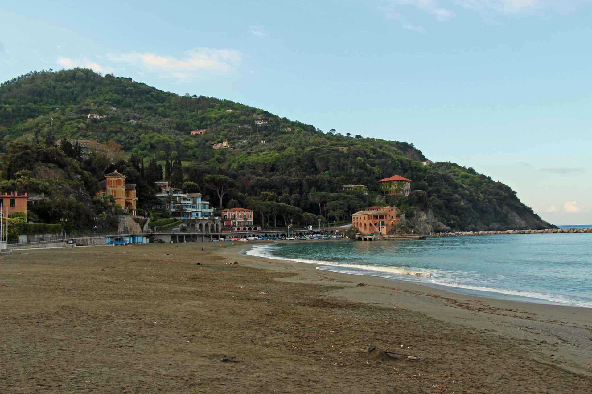 Levanto Italy Beach