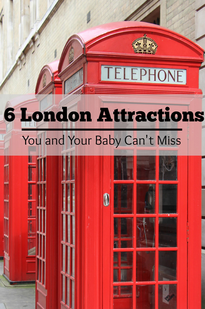 Traveling to London with a baby? Here are 6 things to do in London that you and your baby will enjoy! #travelwithbaby #london #londonwithbaby #traveltips #baby #babytravel #toddlertravel
