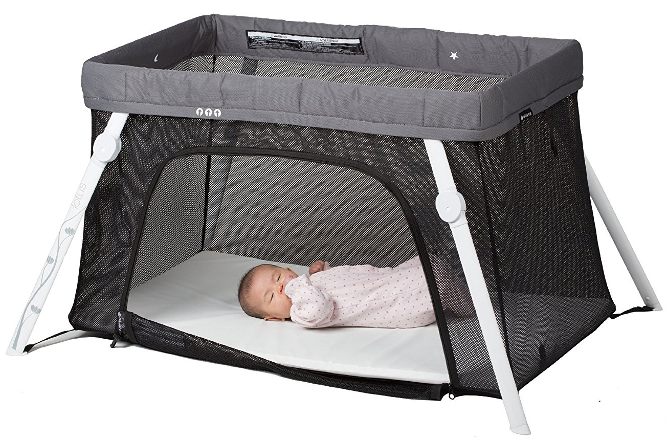 8dcec56b4 The Best Portable Travel Beds for Babies and Toddlers - Baby Can Travel