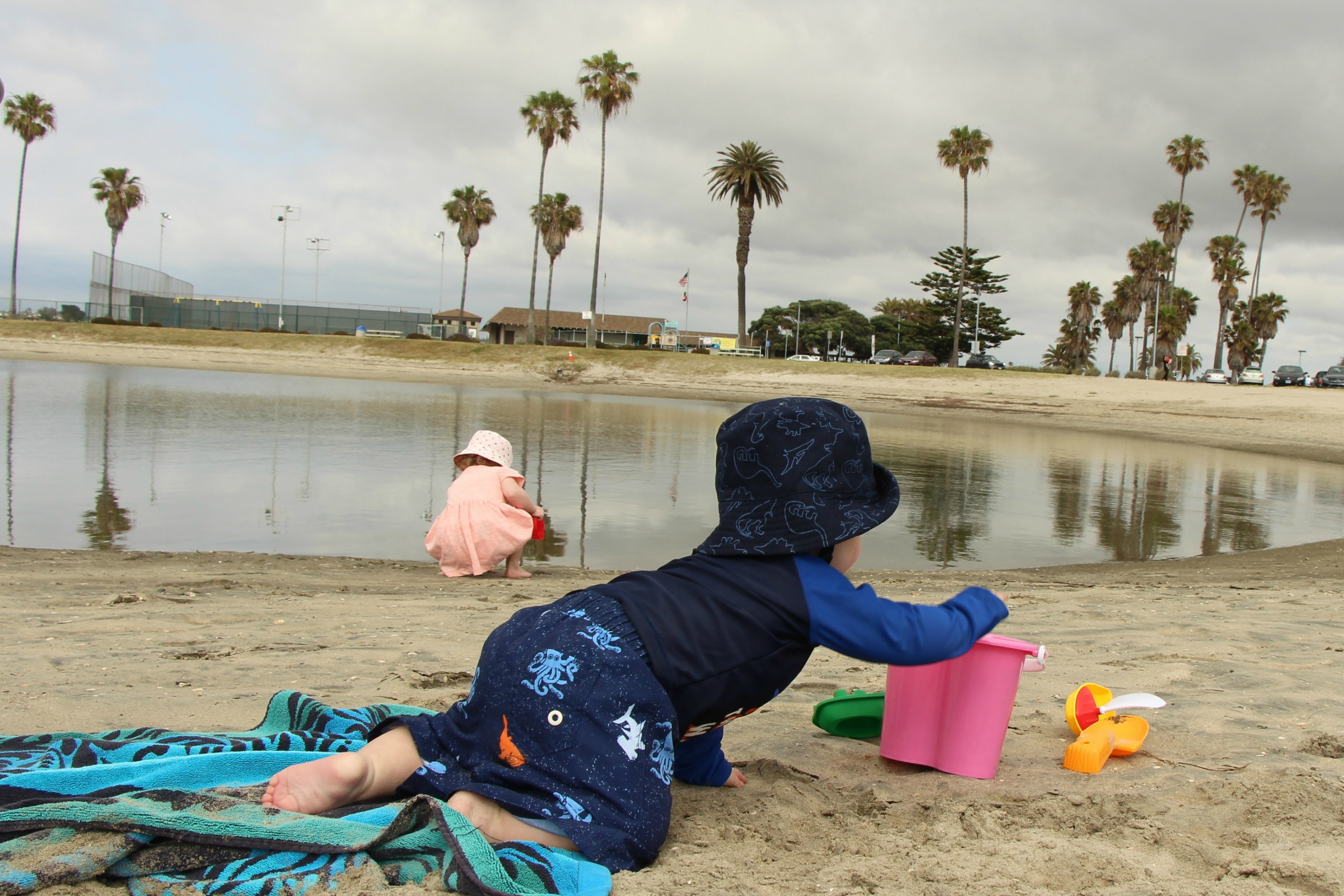 Mission Bay with Baby and Toddler San Diego